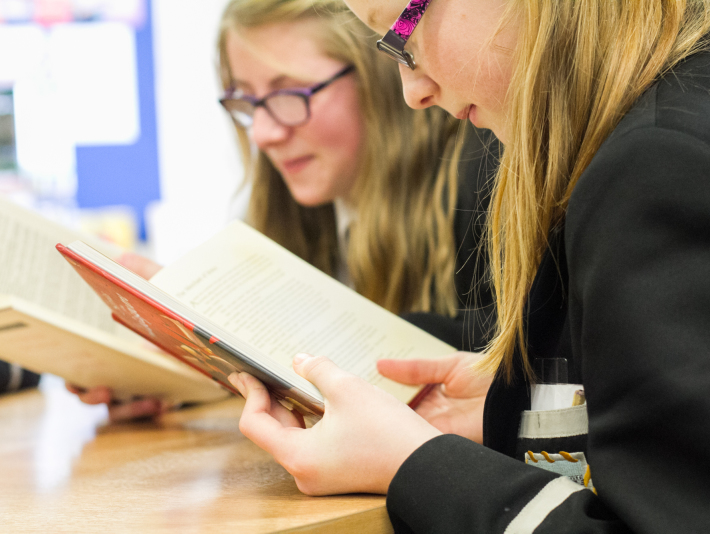 Students at Markethill High School support Putting Pupils First Campaign