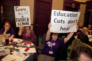 Teachers' union - INTO Northern Conference 2015