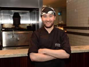Mark McGonigle, Head Chef at Uluru Bar & Grill