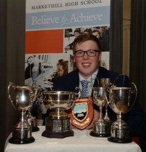 Markethill High School says Putting Pupils First campaign continues Picture Oliver McVeigh .