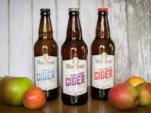 Mac Ivors Cider Co is an Irish craft cider producer based in Co Armagh.