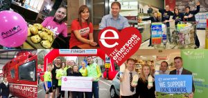 The Emerson's Foundation was set up by Emerson's Supermarket to help transform local communities.
