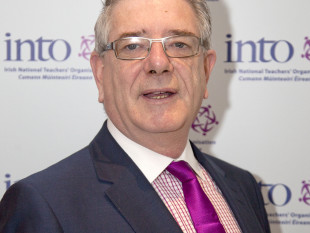 INTO teachers will go on strike in the New Year as the results of the ballot have been announced this afternoon
