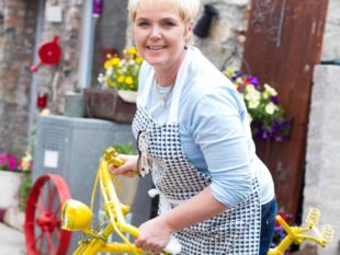 Ann Henderson is the owner of Back of Beyond - a casual dining restaurant in Caledon, Co Tyrone.