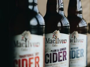 Mac Ivors Cider Co ciders are now in Marks & Spencer Stores in Northern Ireland