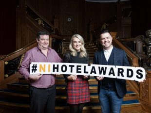 Ulster Carpets is announced as the headline sponsor for the 2019 NI Hotel Awards which will take place at Titanic Belfast.